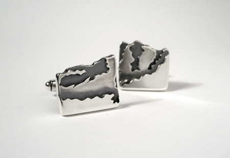 Ben Eighe Cufflinks